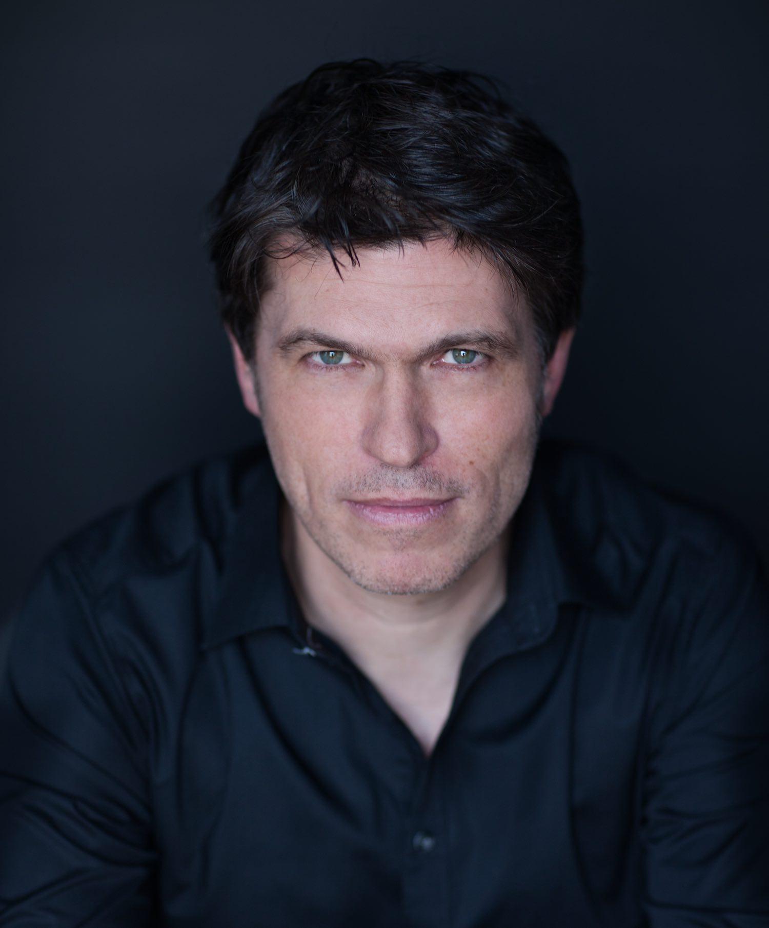 Micheel Nwaisser Director Berlin Portrait